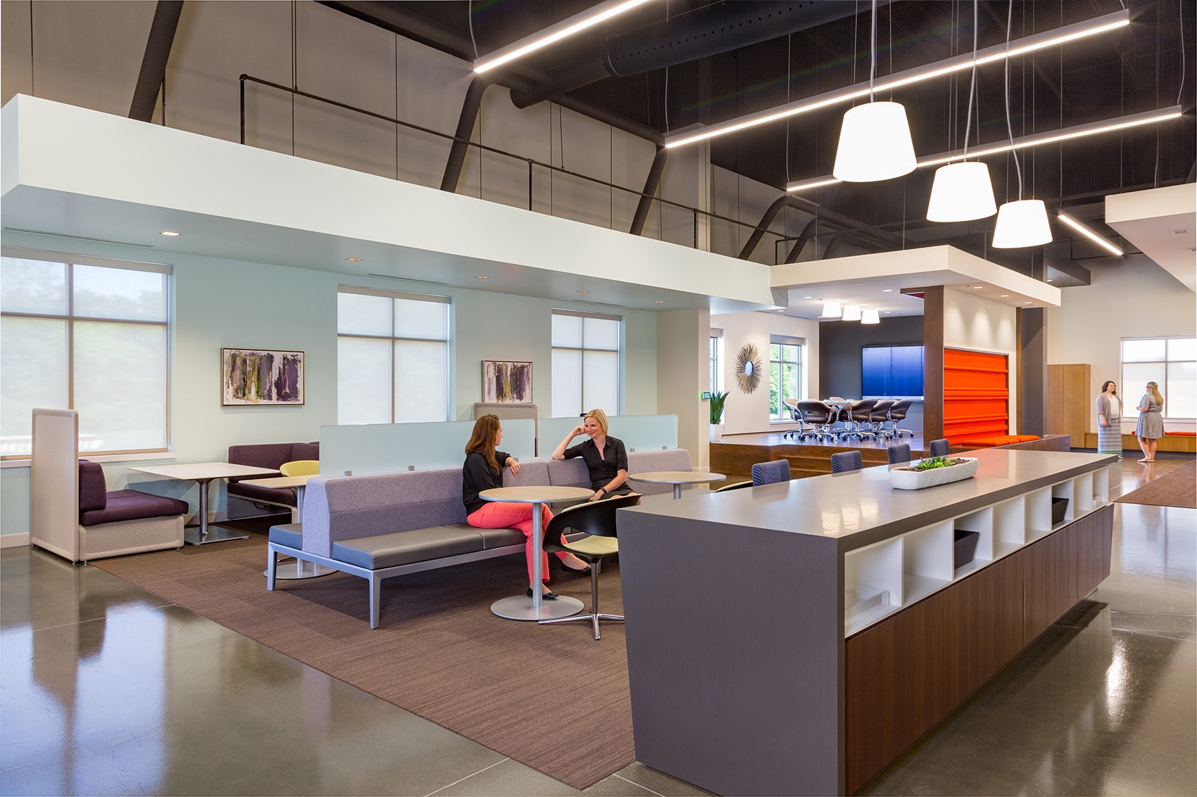 A Look Inside Business Furniture\'s Modern Indianapolis ...