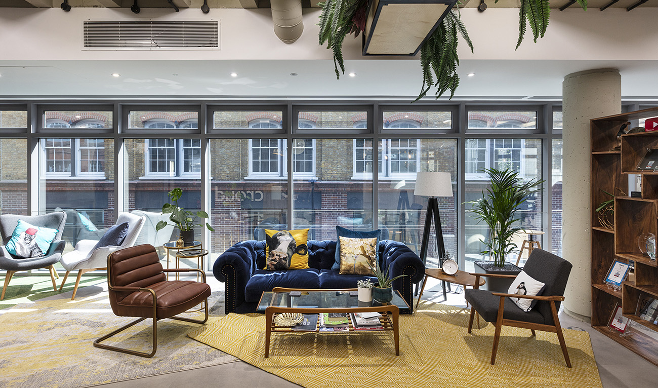 A Look Inside Croud's Biophilic London Office