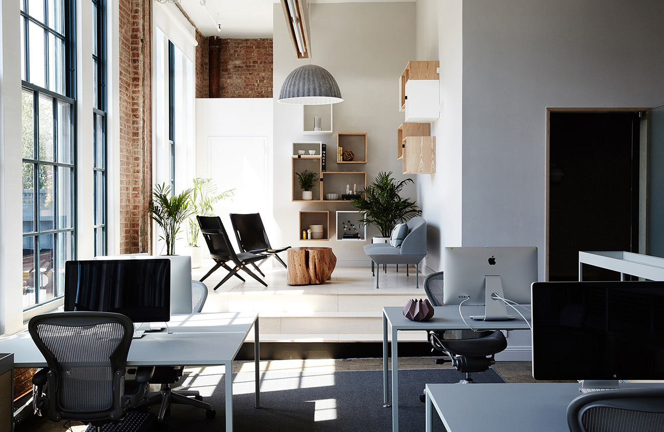 Inside Dots' Minimalist New York City Office