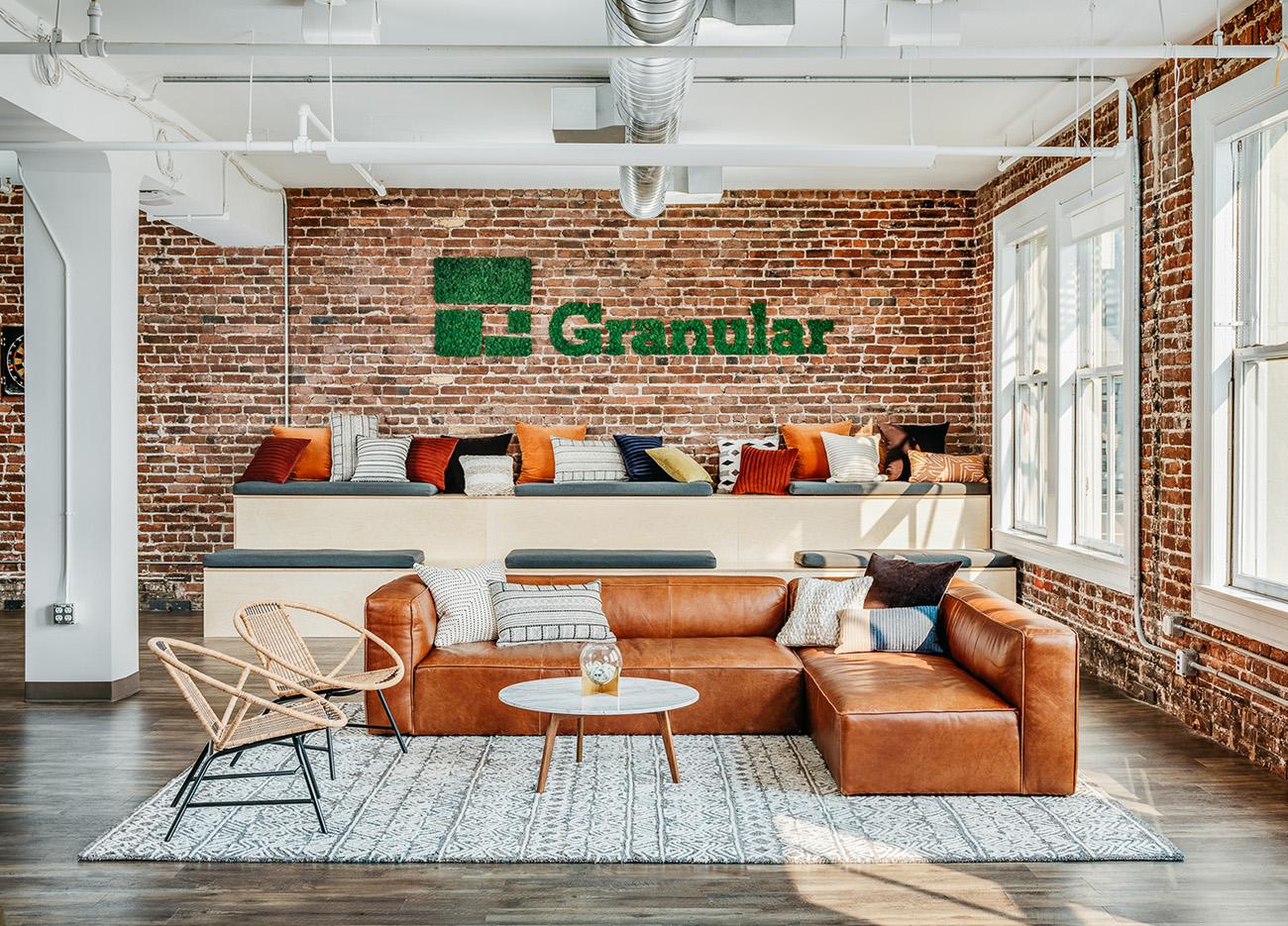 Inside Granular's Cool New San Francisco Office