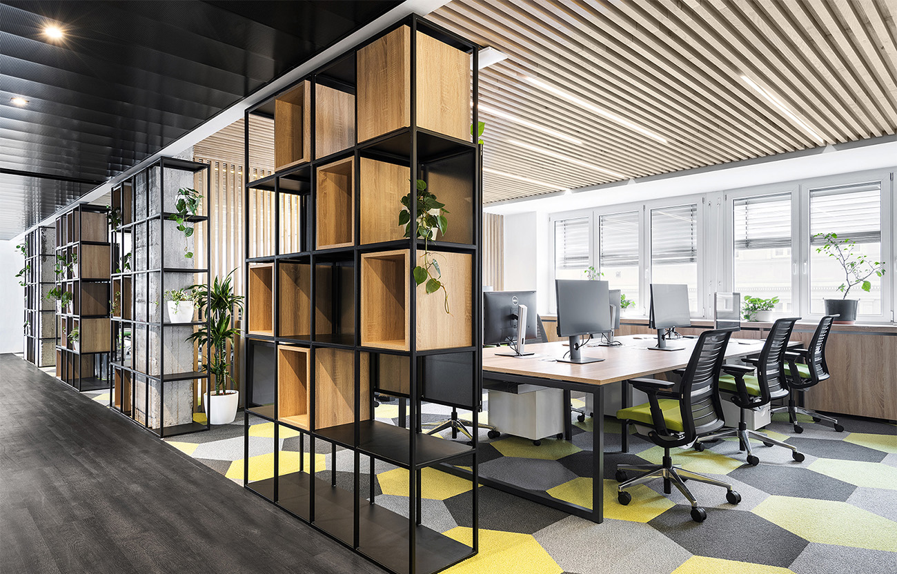 A Tour of Hortonworks' Modern Office in Budapest