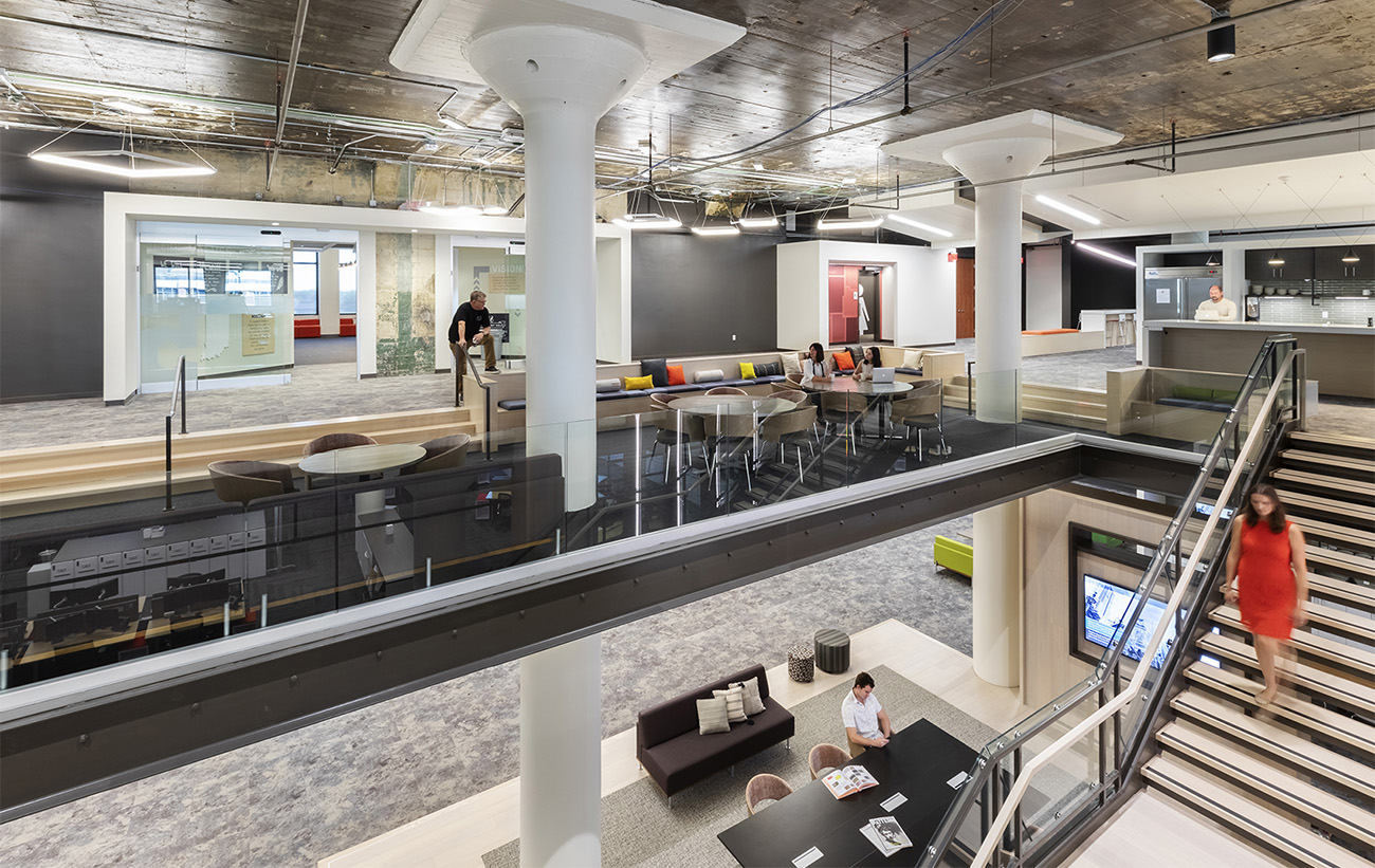 A Tour of Private Insurance Company Offices in Indianapolis