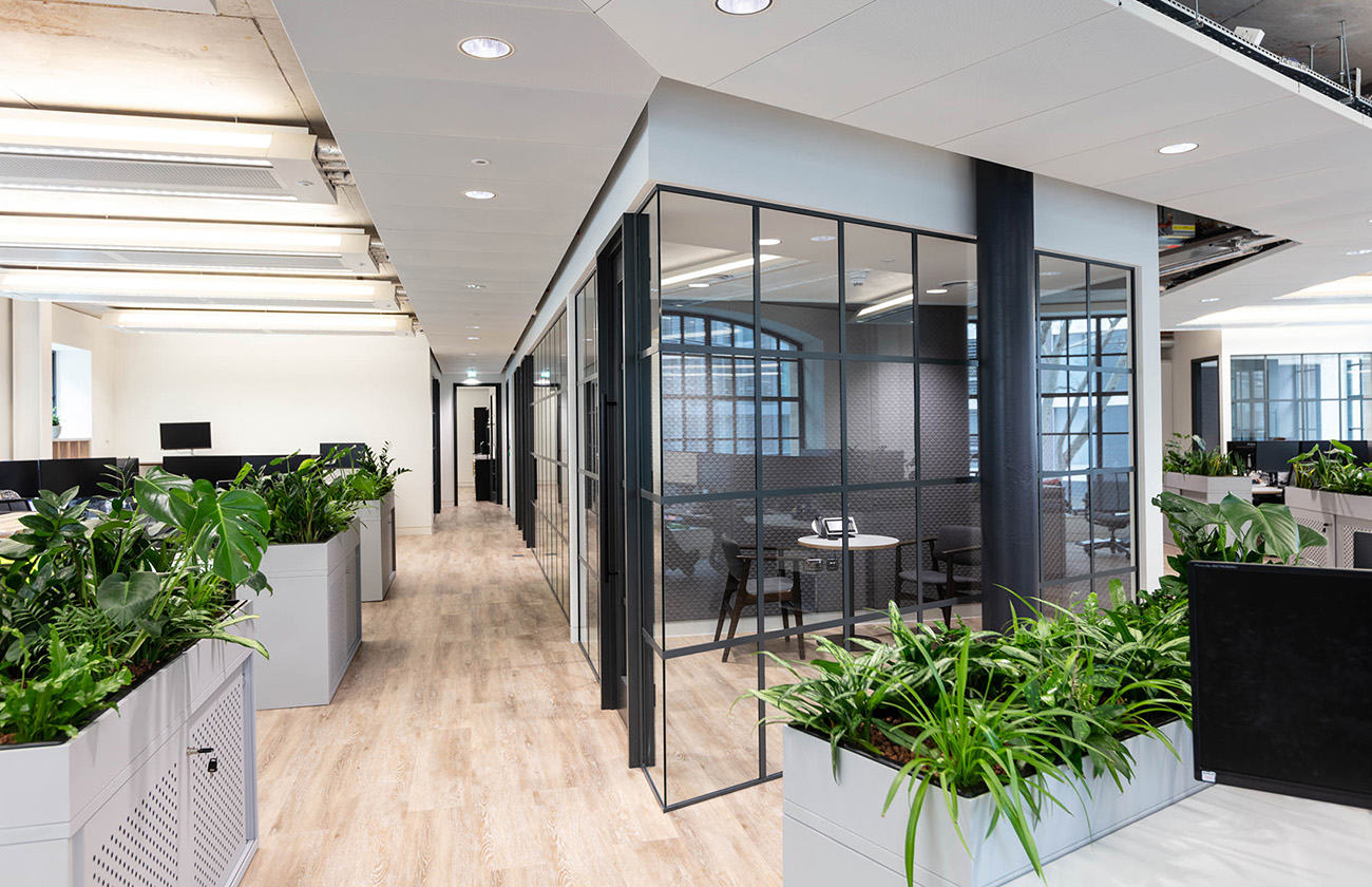 Inside Northridge Law's Minimalist London Office