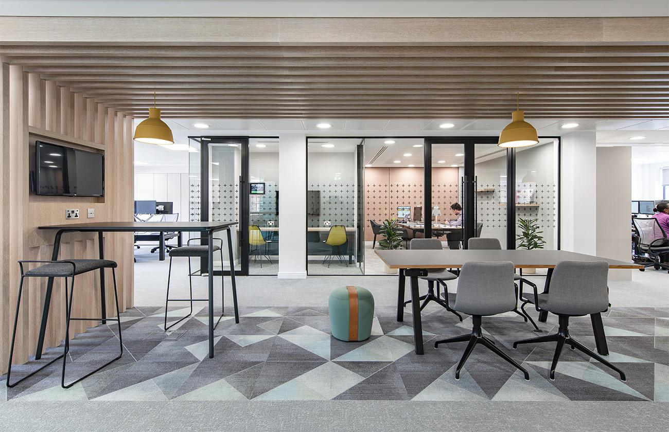A Tour of Peldon Rose's New London HQ