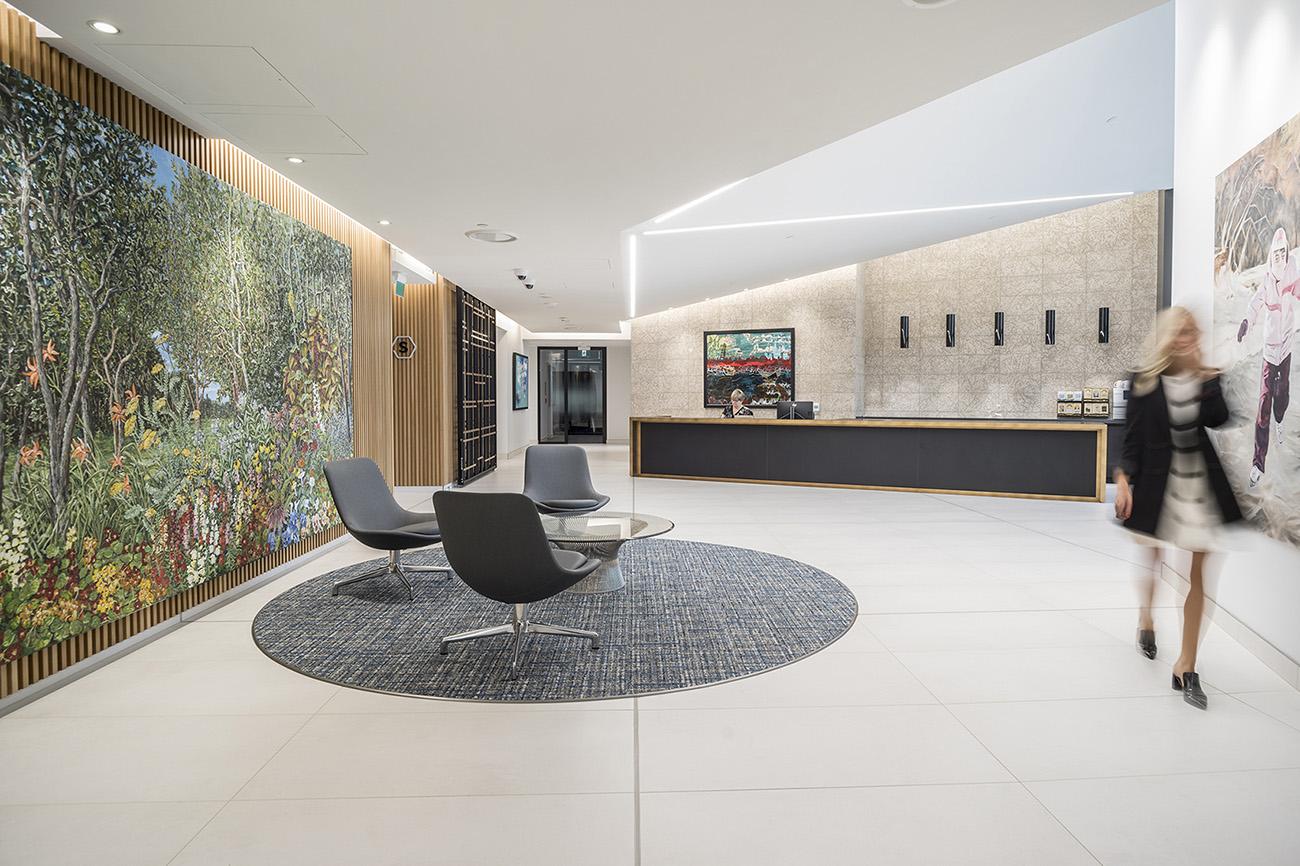 A Look Inside TDS Law's Elegant Office in Winnipeg