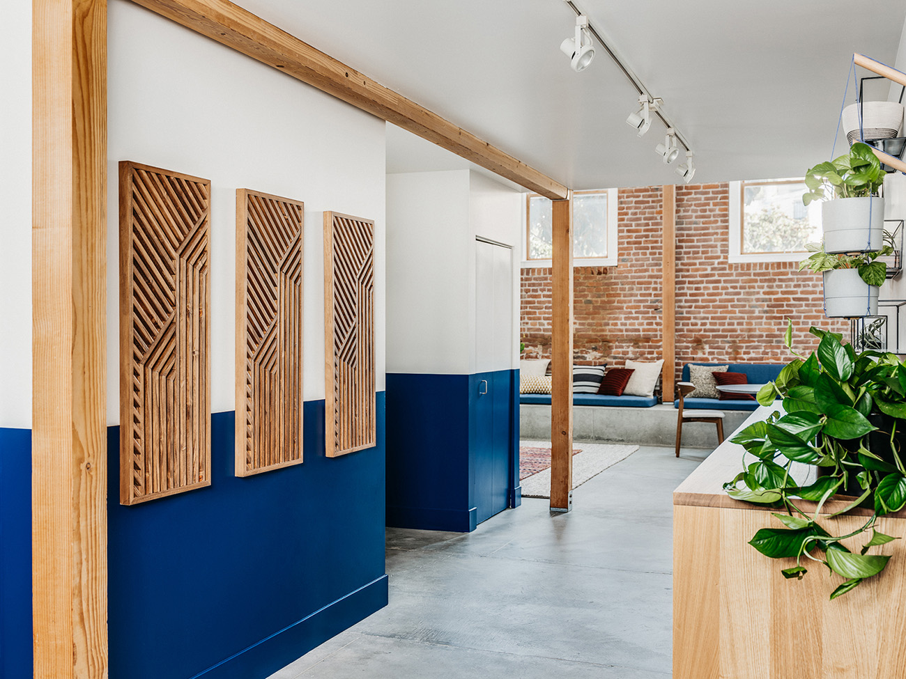 A Look Inside Wave Capital's Eclectic Office in San Francisco