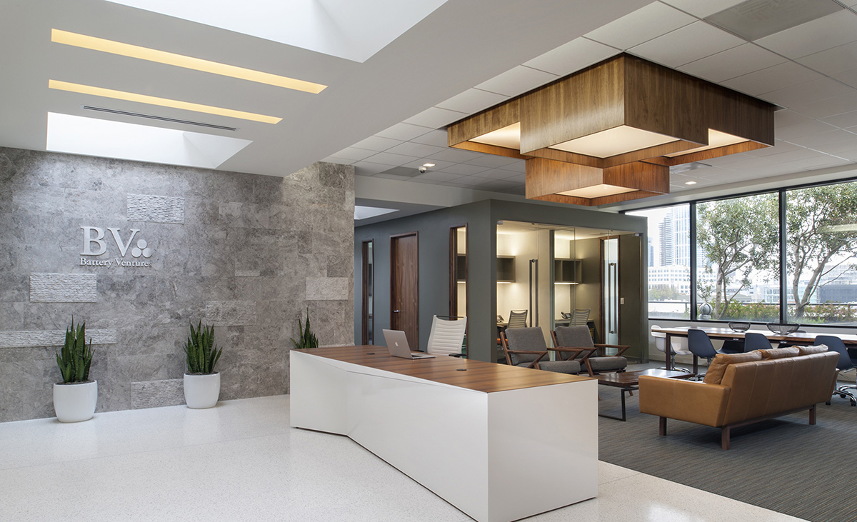 A Tour of Battery Ventures' New San Francisco Office