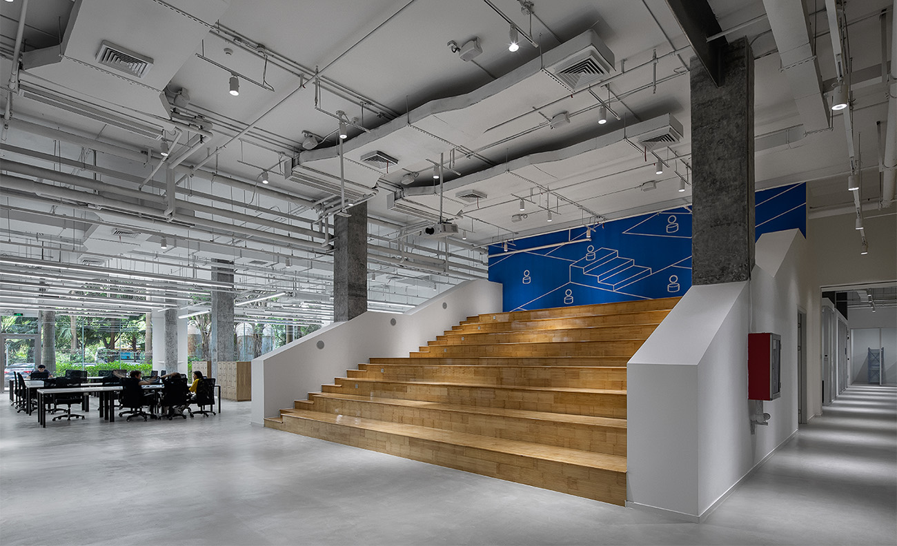 A Tour of Decathlon's New Office in Shenzen