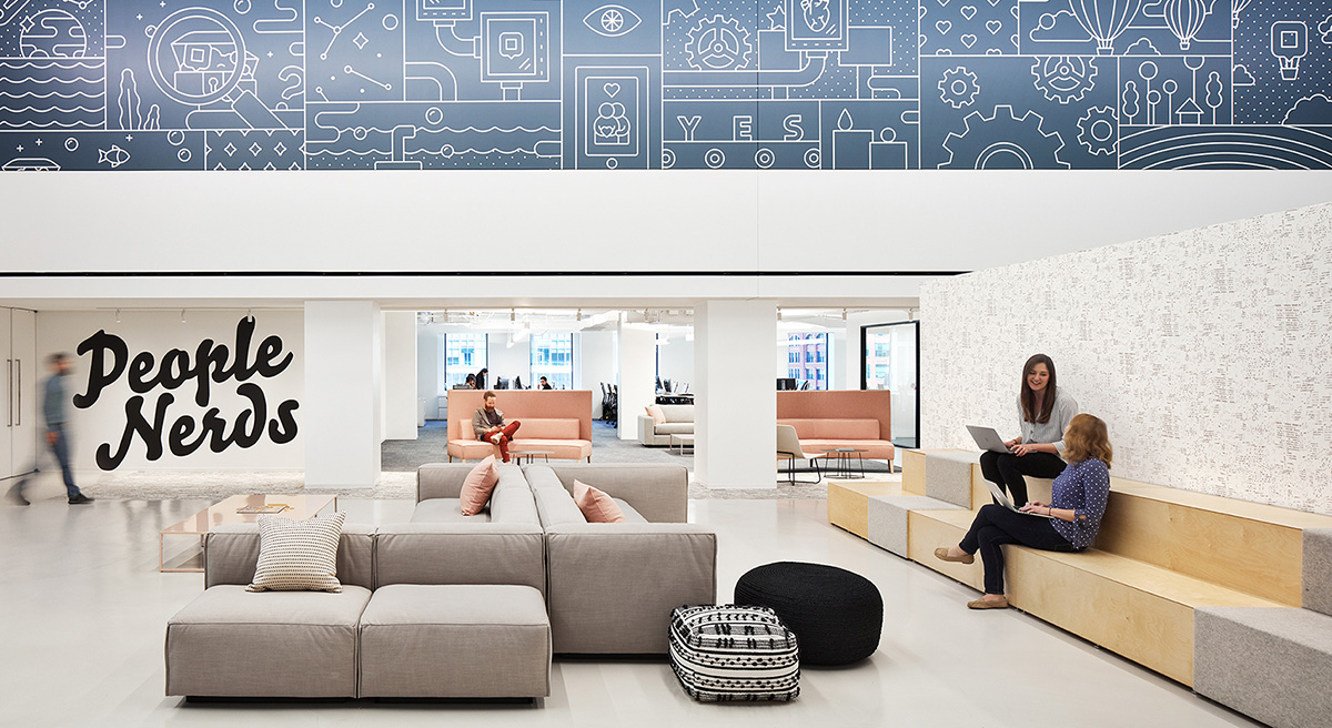 A Tour of dscout's Sleek New Chicago HQ