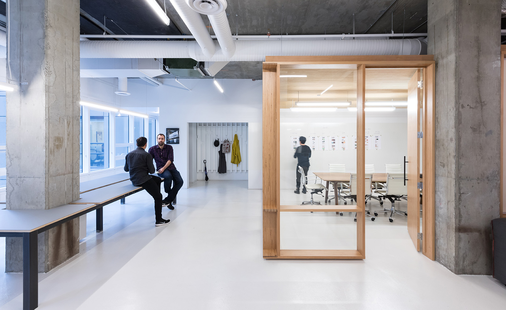 A Look Inside Private Ecommerce Digital Agency Offices in Vancouver