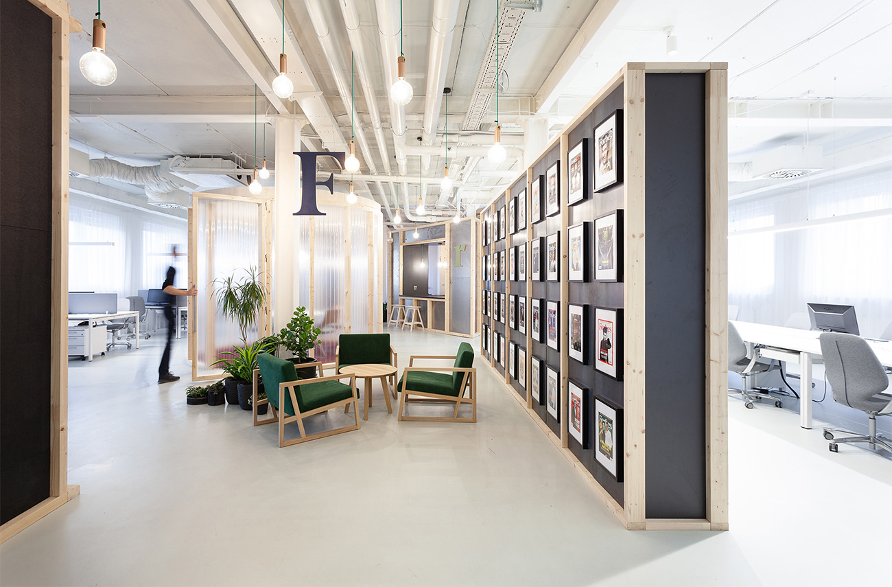 A Tour of Forbes' Sleek New Office in Bratislava