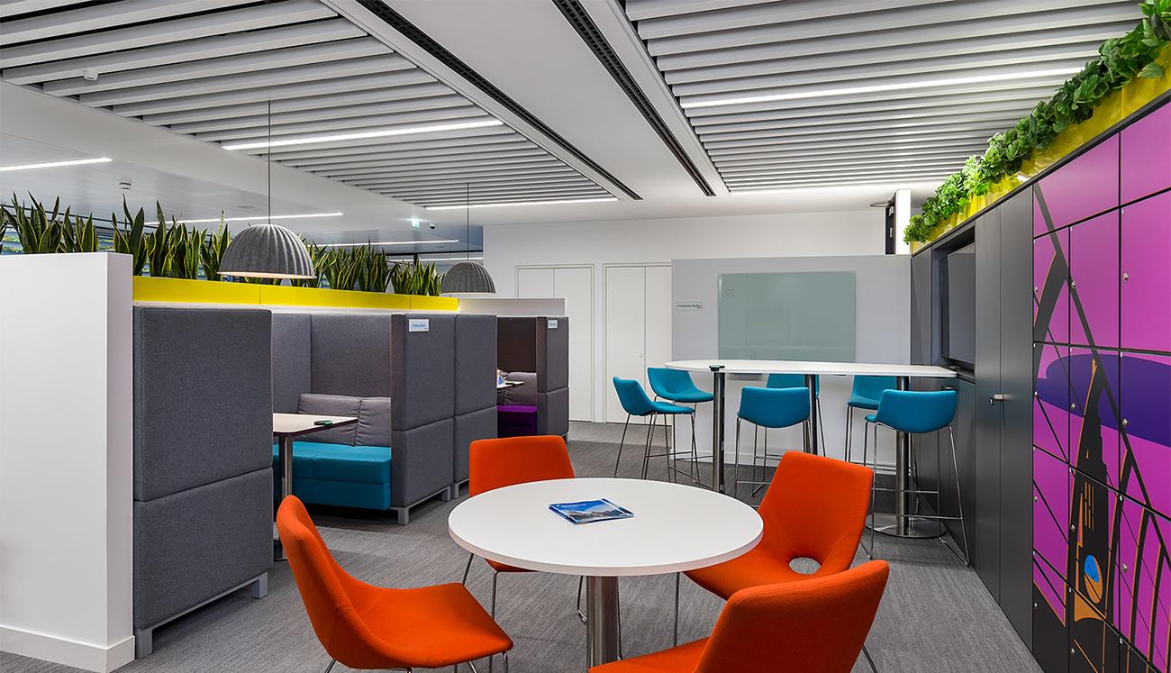 A Tour of GBG's Modern New London Office