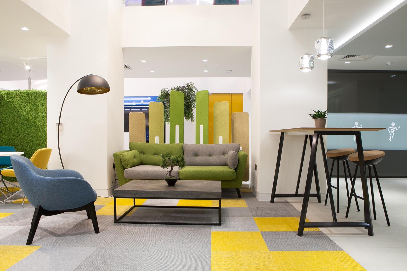Inside MDC Group's New London Office