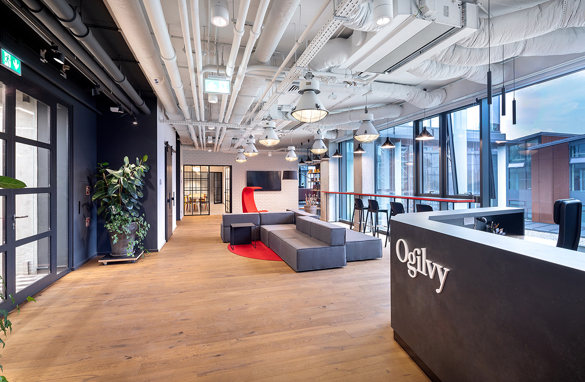 A Tour of Ogilvy's Cool New Warsaw Office