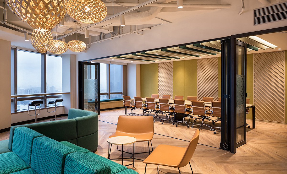 A Look Inside Zespri's New Offices in Shanghai