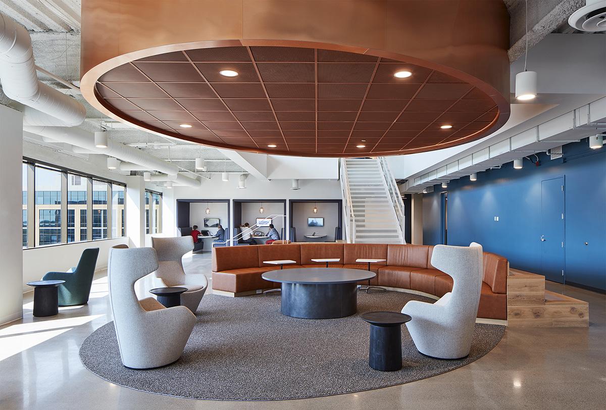 A Look Inside Digi International's New Office in Hopkins