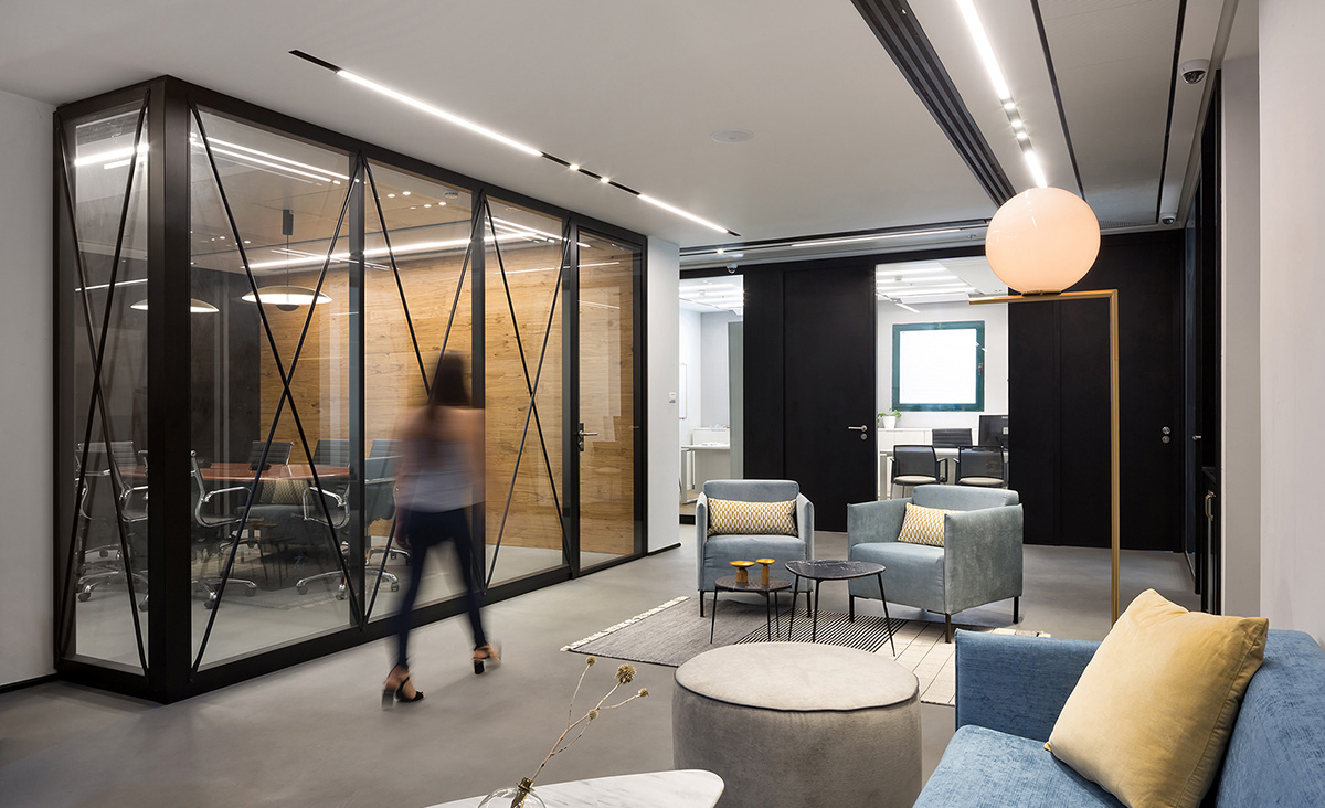 A Look Inside EMGC's New Haifa Office