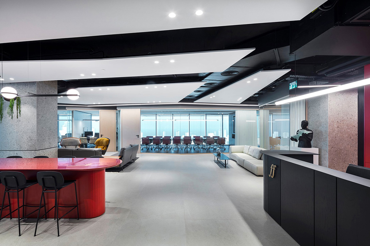 A Tour of Fortissimo's New Tel Aviv HQ
