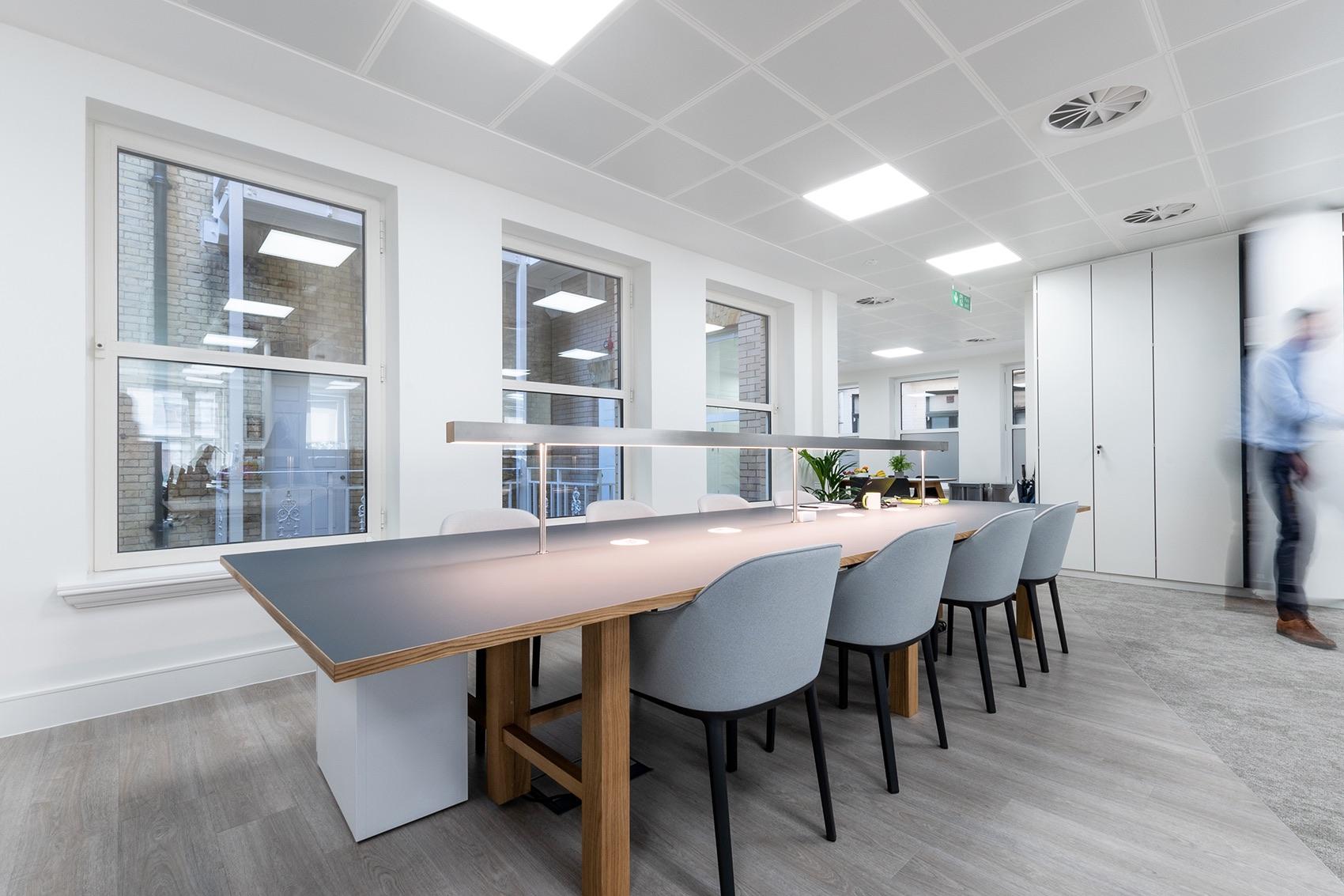 A Peek Inside Iona Capital's London Office