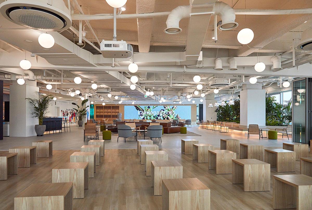 A Tour of KakaoPay's New Seongnam Office