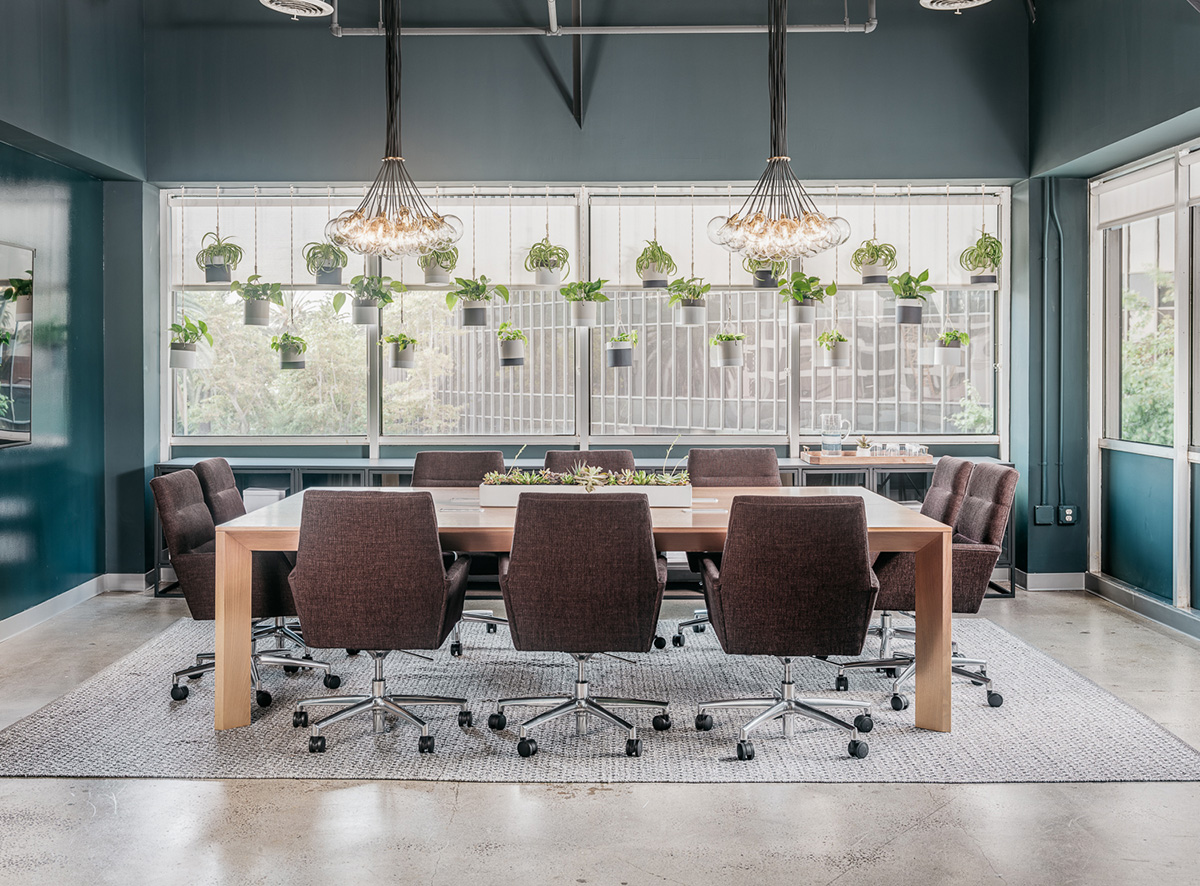 Inside Life Line Financial Group's New Los Angeles Office