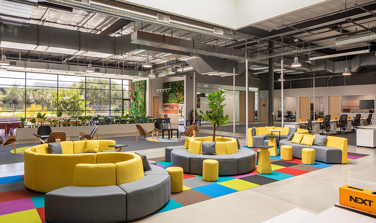 A Peek Inside NEXT Trucking's New El Segundo Office