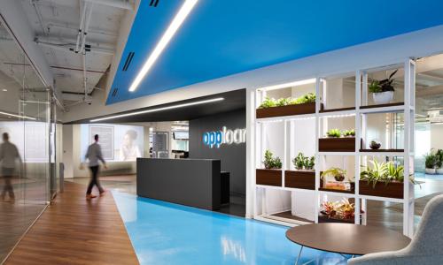 Financial And Fintech Office Design Officelovin