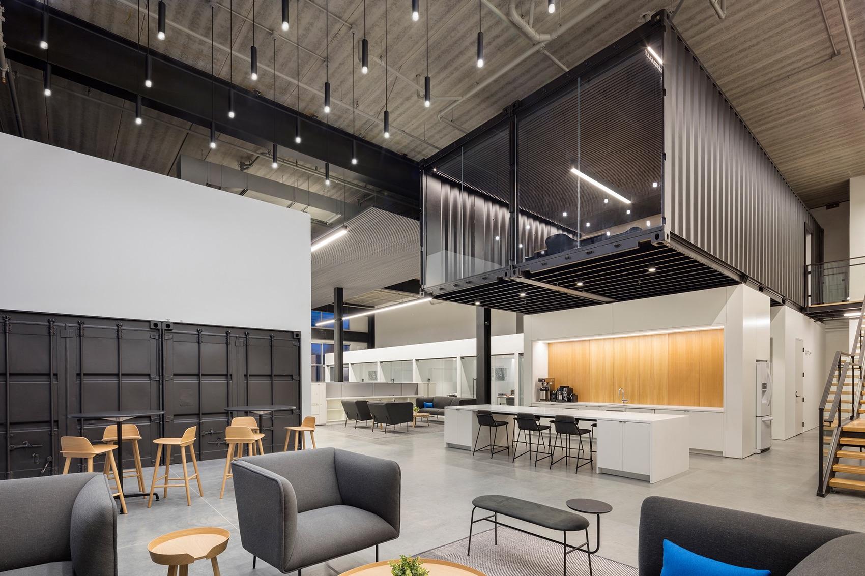 Inside The New Offices of Port KC in Kansas City