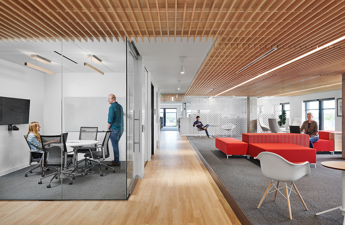 Take a Look Inside SAS's New Austin Office
