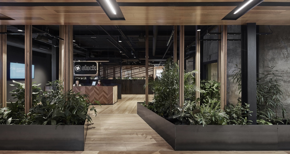A Look Inside Slack's Modern Melbourne Headquarters