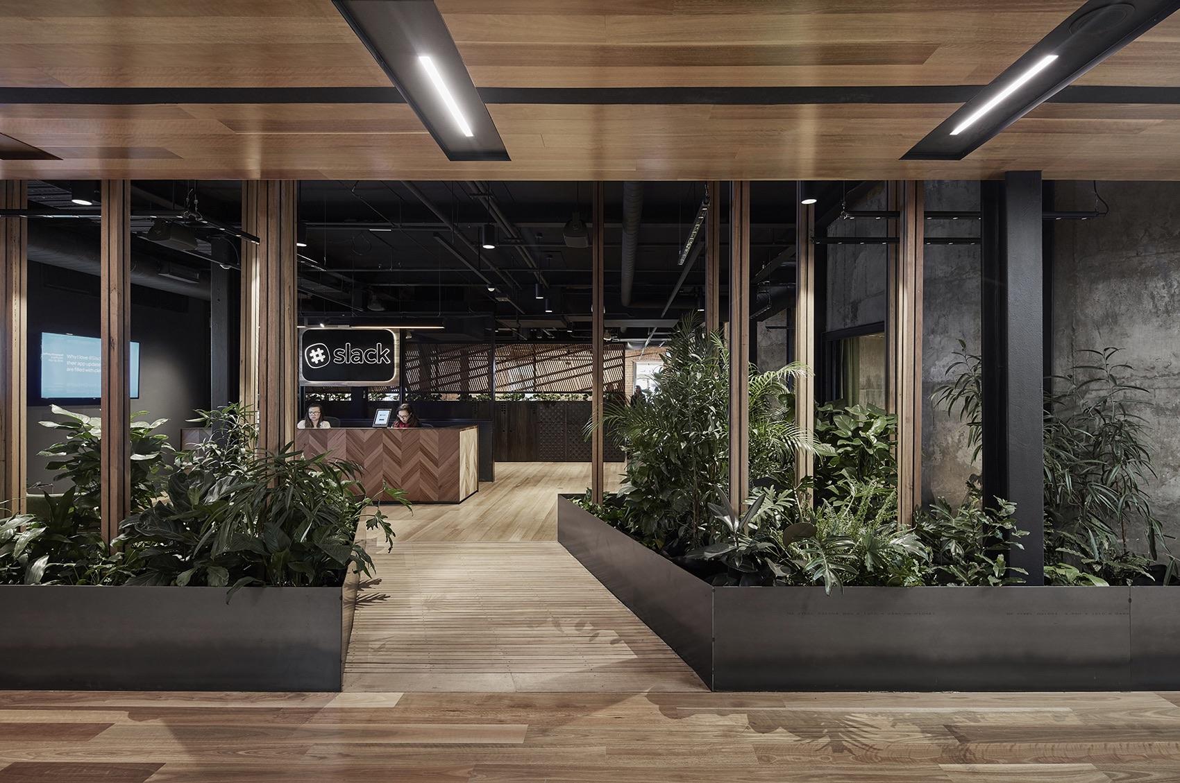 A Look Inside Slack's Modern Melbourne Headquarters