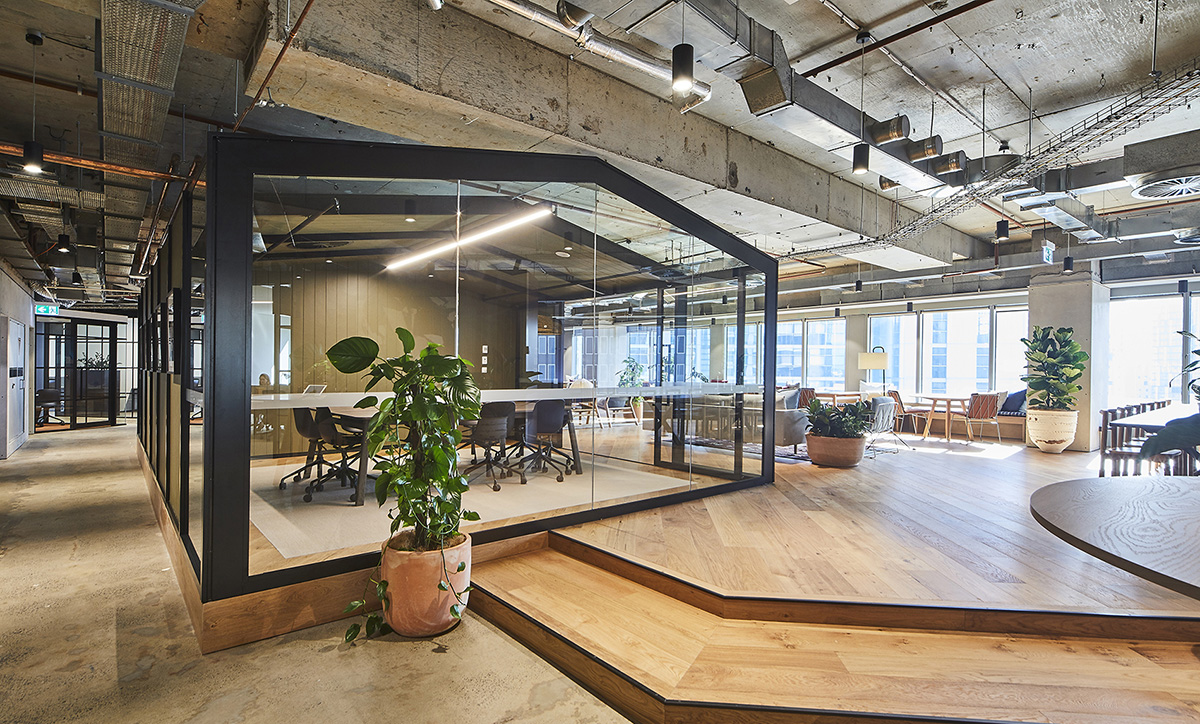 A Tour of Space & Co.'s Sydney Coworking Space