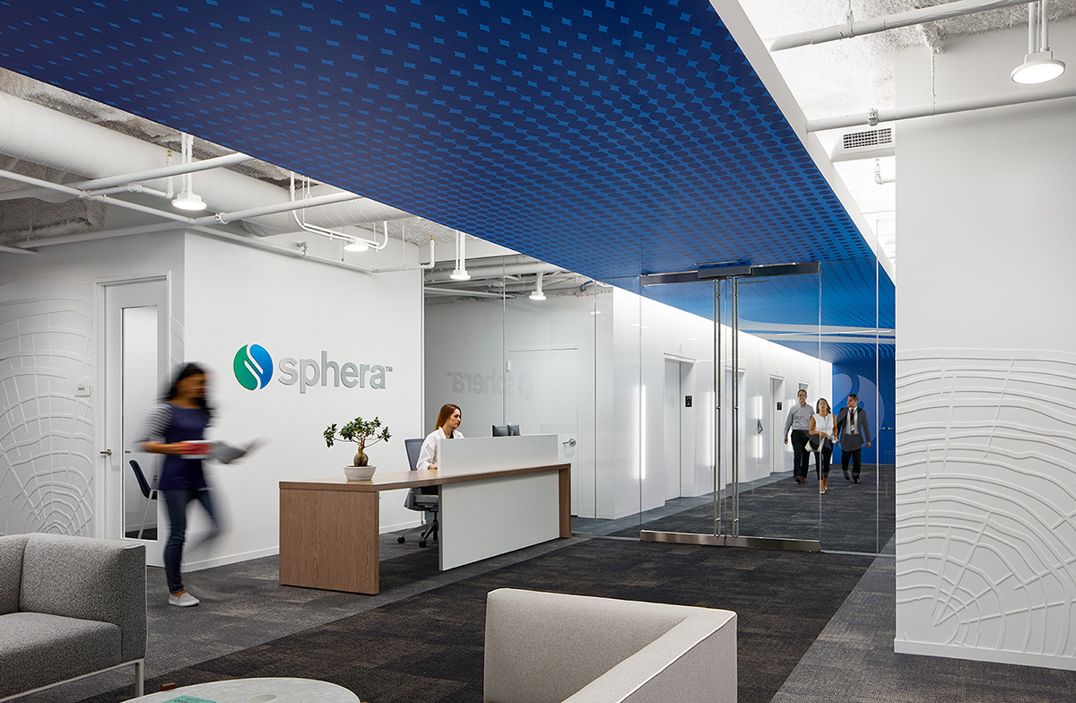 A Look Inside Sphera's New Sustainable Office in Chicago