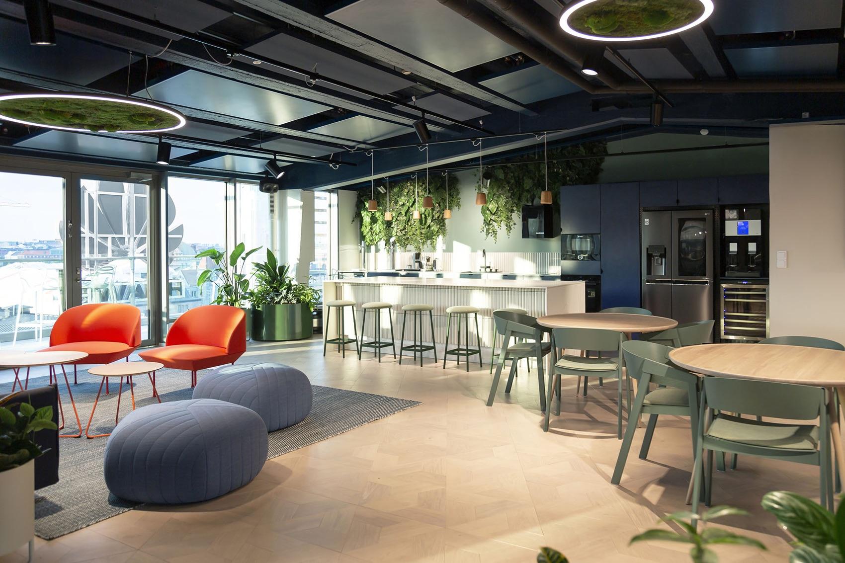A Tour of Supermetrics' Cool New Helsinki Office