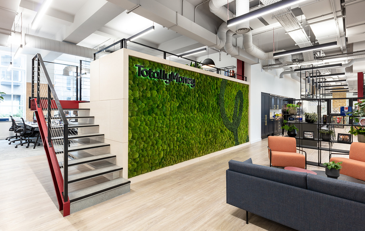 A Look Inside TotallyMoney's New London Office