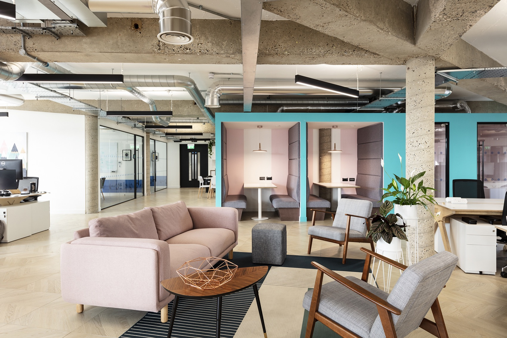 A Look Inside Vungle's Cool New London HQ