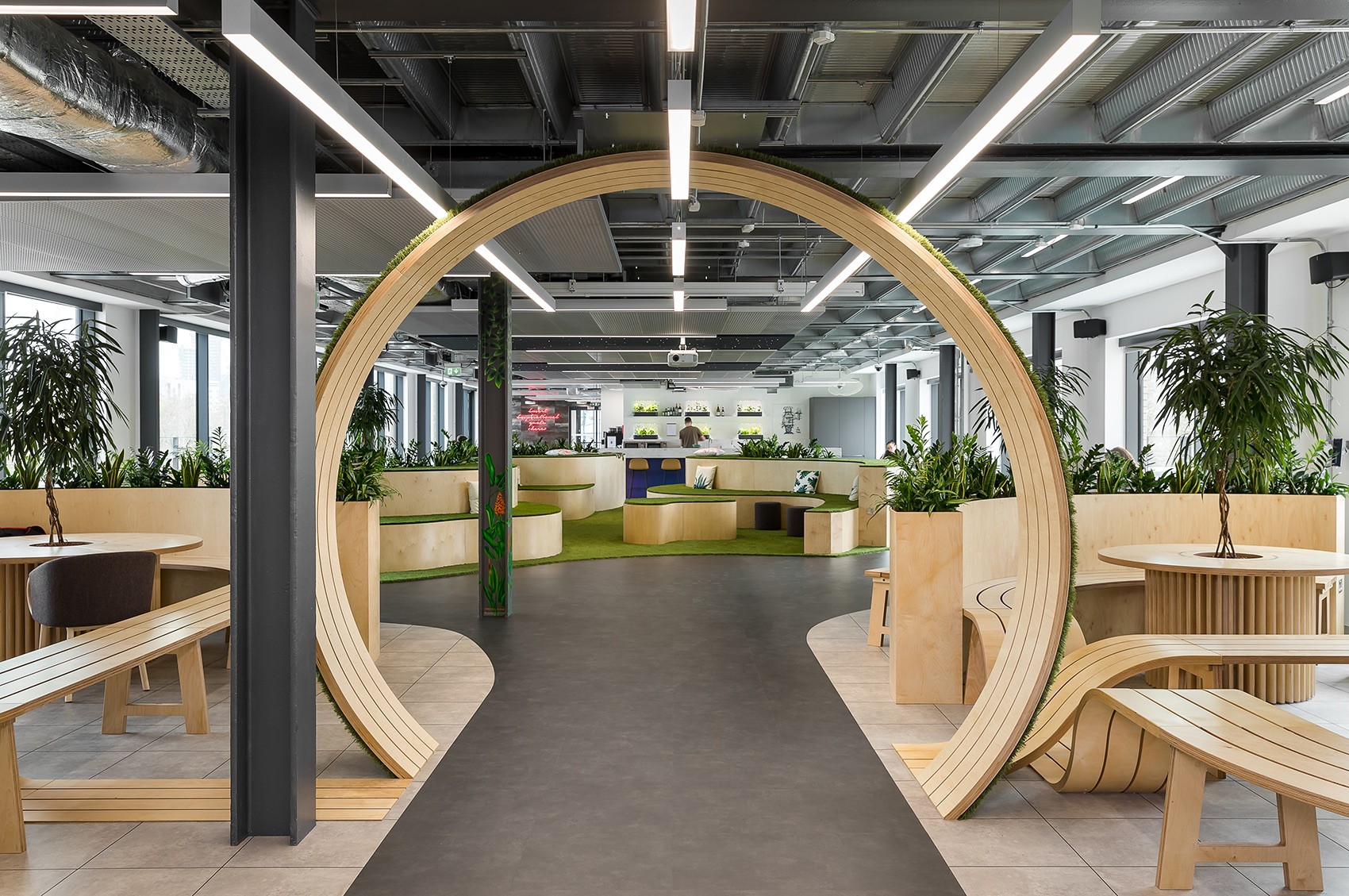 Inside London Connectory's Cool New Coworking Space in London