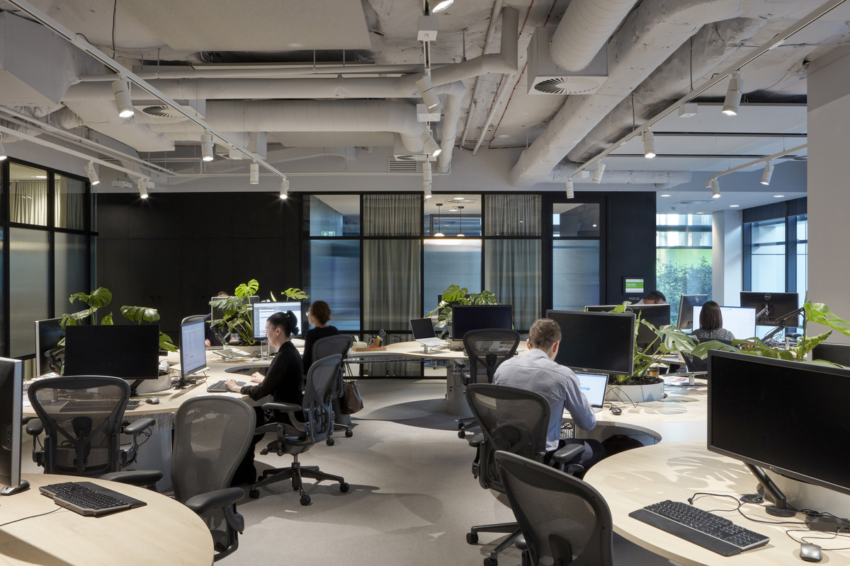 A Look Inside Charter Hall's Brisbane Office