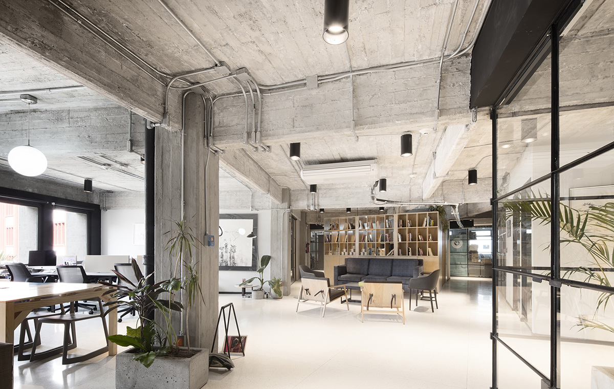 A Tour of Homework's Mexico City Coworking Space
