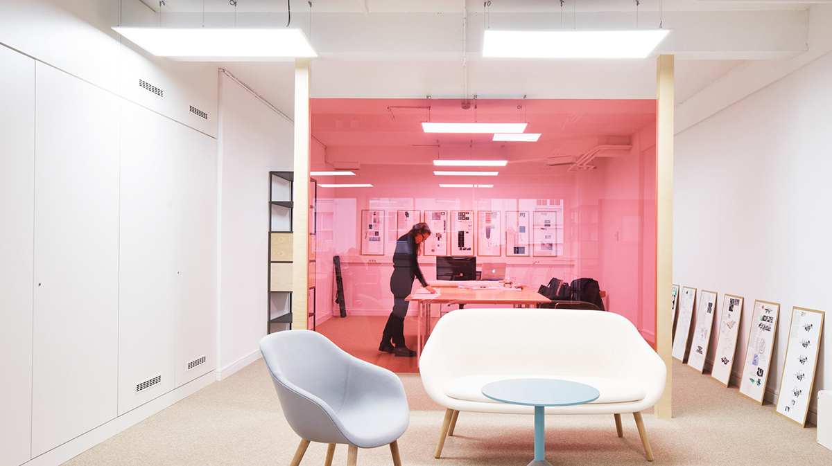 A Look Inside Lafayette Plug & Play's Modern Paris Office