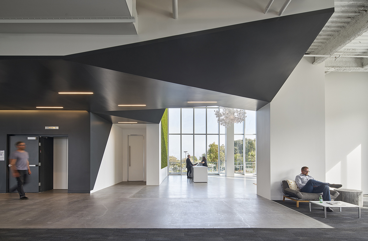 A Tour of Marina Landing's Elegant Brisbane Office