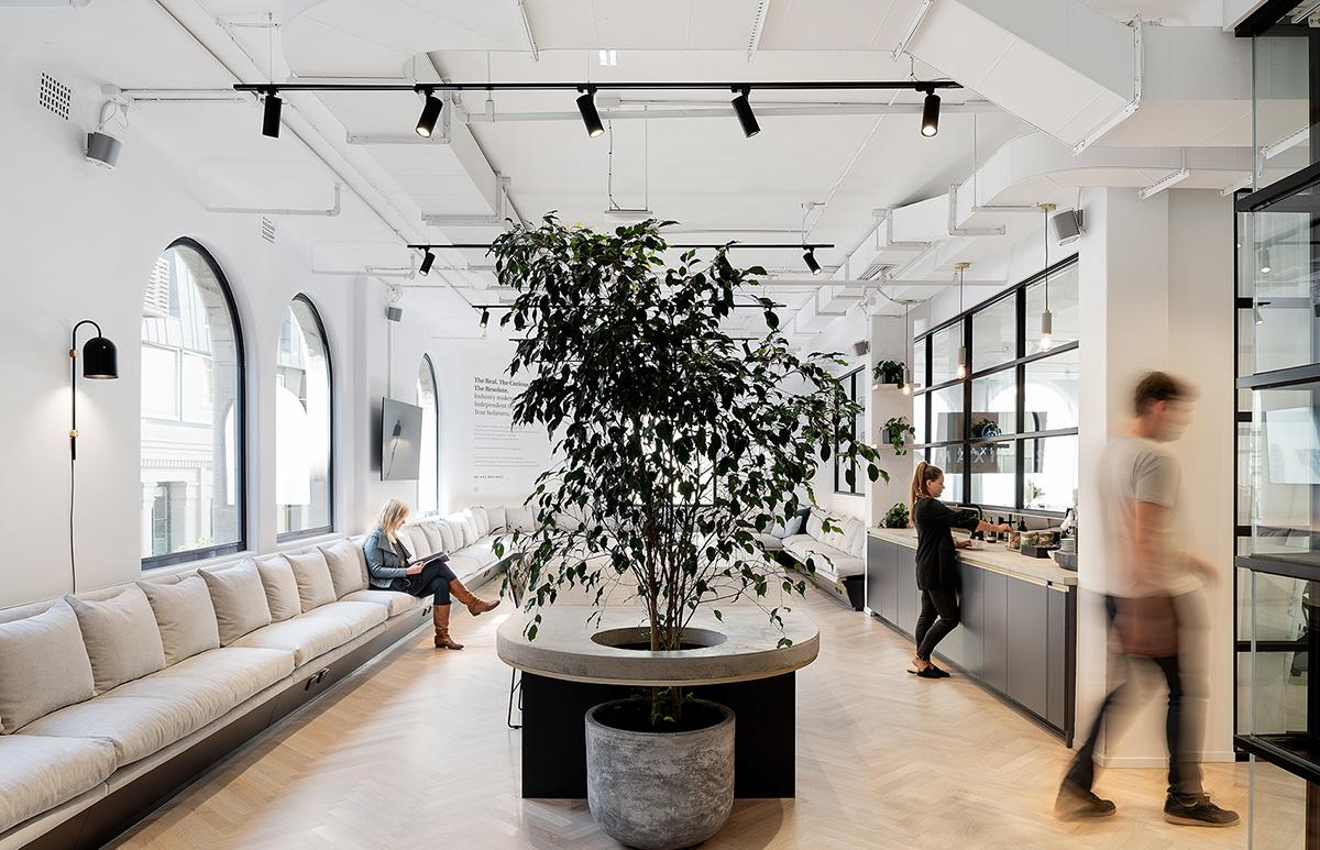Inside Maximus' Elegant New Melbourne Office