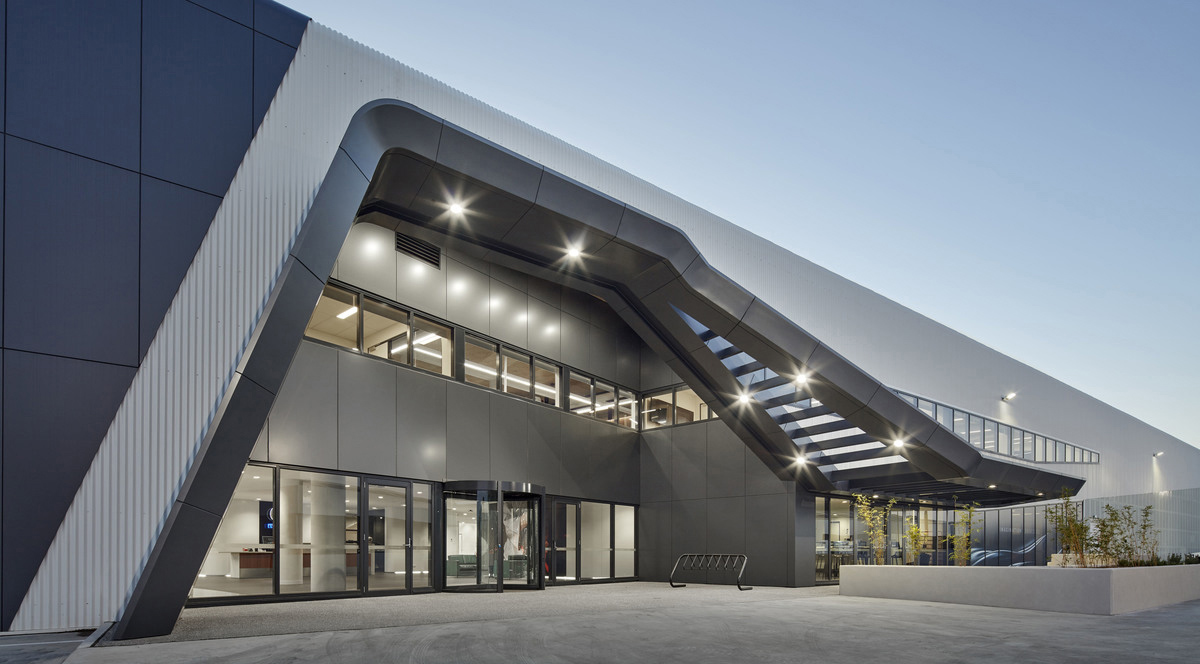 A Tour of Mazda's New Melbourne Office