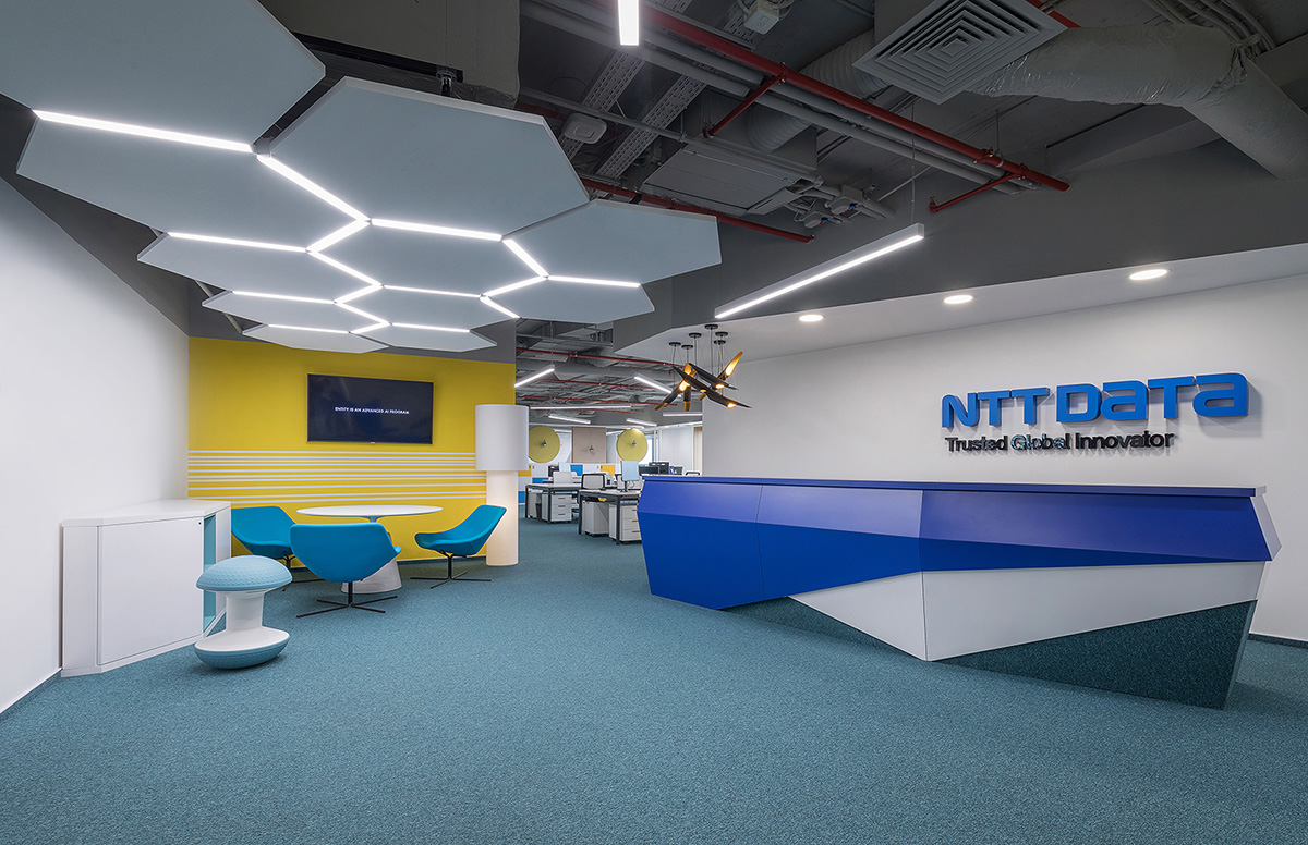 A Tour of NTT Data's New Bucharest Office