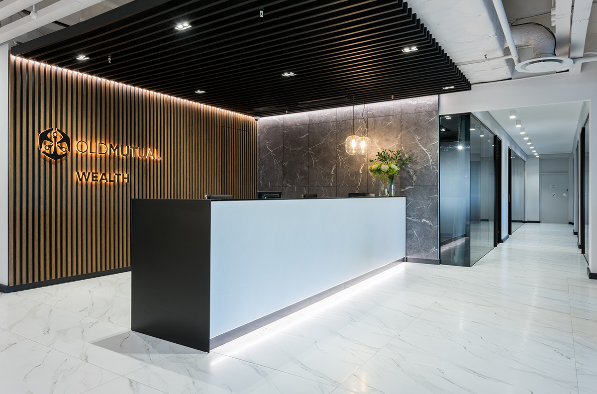 A Look Inside Old Mutual Wealth's Cape Town Office