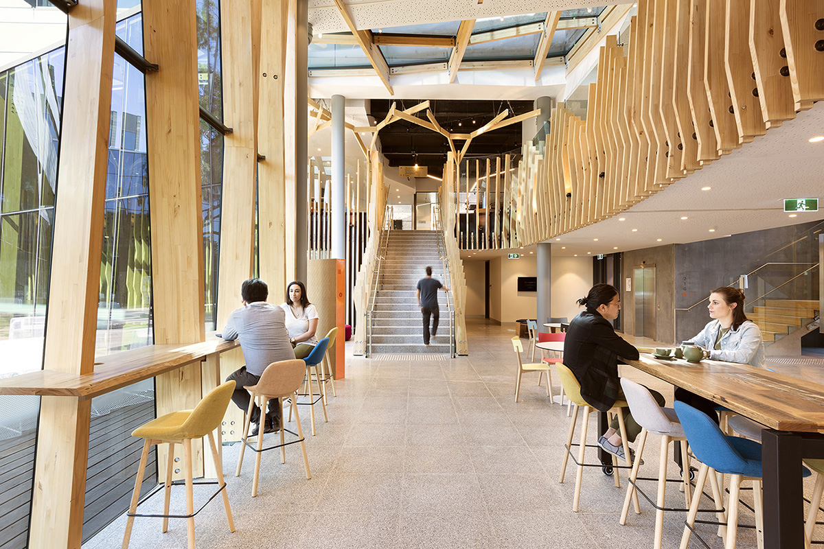 Inside Orygen and OYH's New Parkville Office