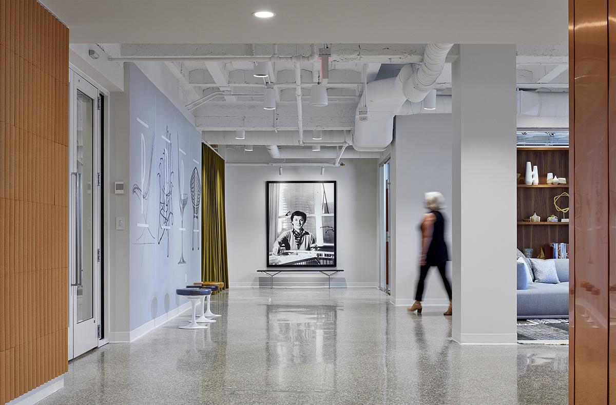 A Look Inside Parameters' Sleek New Minneapolis Office