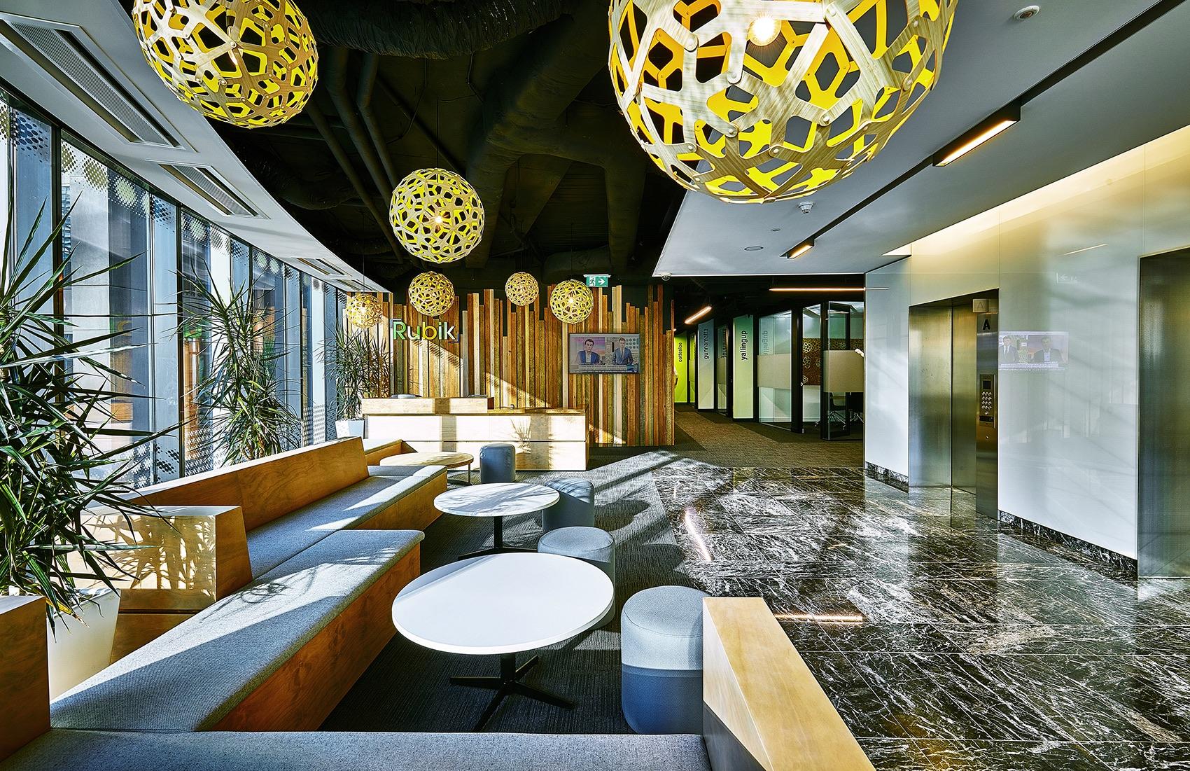A Look Inside Rubik's Modern Sydney Office