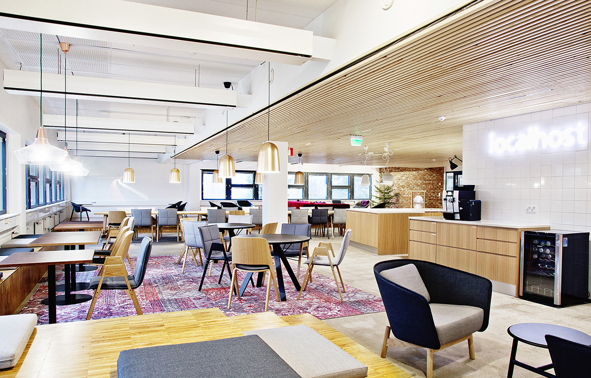 A Tour of Tuxera's Eclectic Office in Espoo