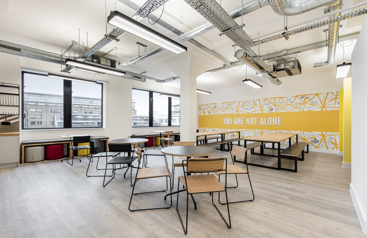 A Look Inside Young Minds' New London Office